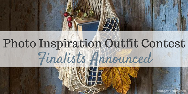 Photo Inspiration Outfit Contest Finalists Announced