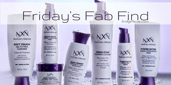 Friday's Fab Find: NXN Giveaway
