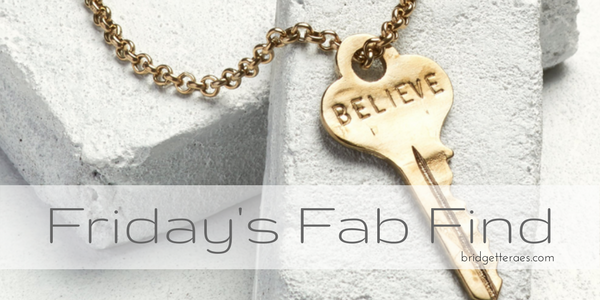 Friday's Fab Find: Giving Key