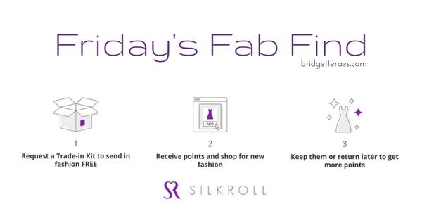 Friday's Fab Find: SilkRoll