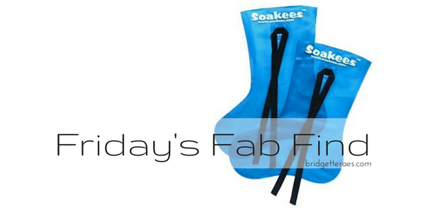 Friday's Fab Find: Soakees Boots