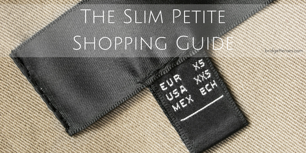 The Slim Petite Shopping Guide