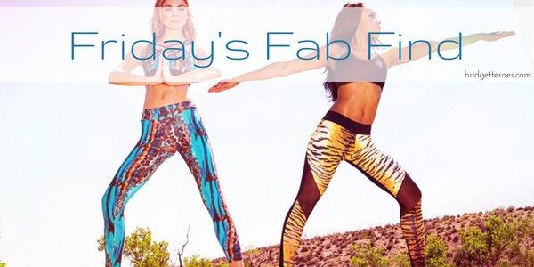 Friday's Fab Find: YogiWear