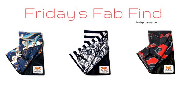 Friday's Fab Find: Dry Fox Travel Pouch Towels
