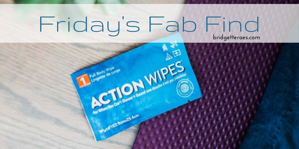 Friday's Fab Find: Action Wipes