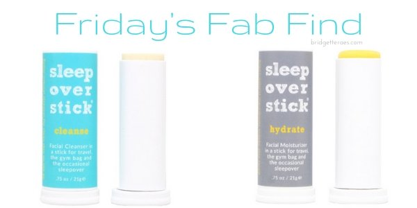 Friday's Fab Find: Sleepover Stick