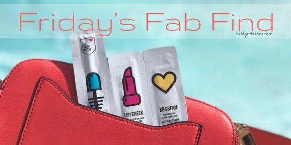Friday's Fab Find: Pocket Palette