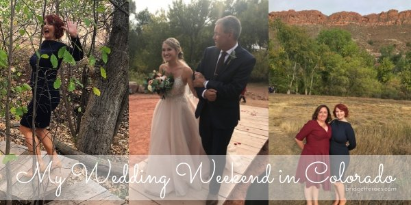My Wedding Weekend in Colorado