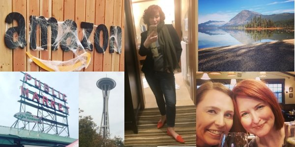 My Trip to Amazon and Seattle