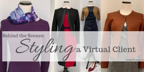 Behind the Scenes: Styling a Virtual Client