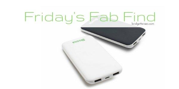 Friday's Fab Find: Boosa