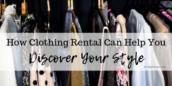 How Clothing Rental can Help You Discover Your Style