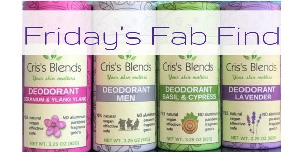 Friday's Fab Find: Cris's Blends