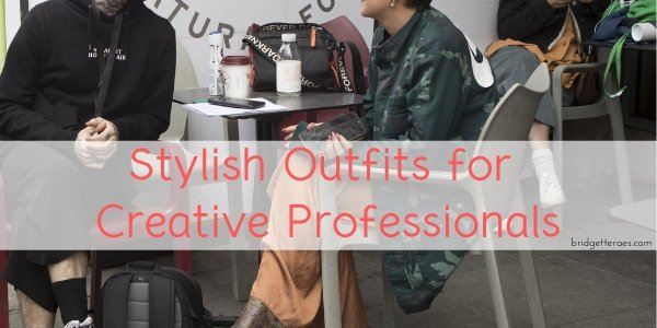 Stylish Outfits for Creative Professionals