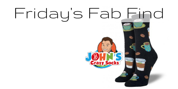 Friday's Fab Find: John's Crazy Socks