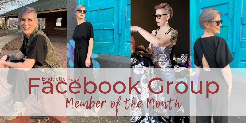 Facebook Group Member of the Month: Meg Keeler