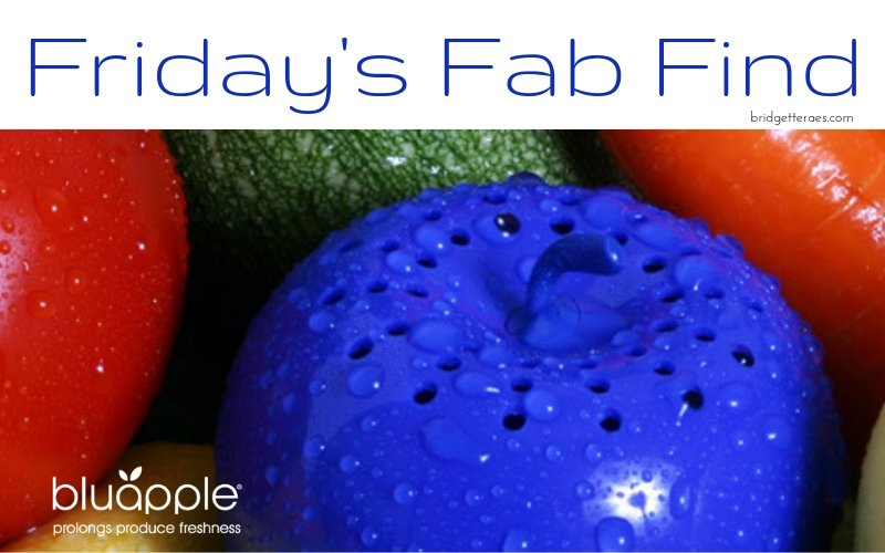 Friday's Fab Find: Bluapple