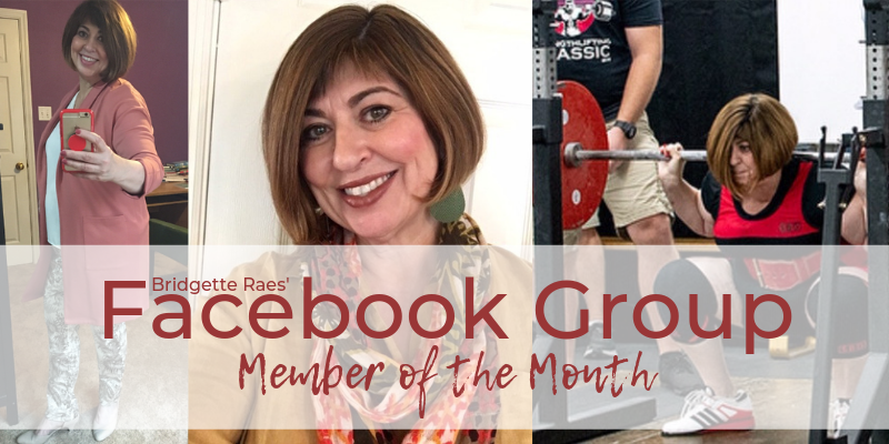 Facebook Group Member of the Month: Renee Mathis