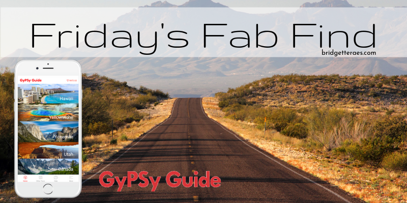 Friday's Fab Find: GyPSy Guide