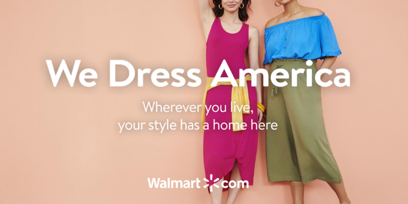 Walmart is Dressing America this Summer [Sponsored]