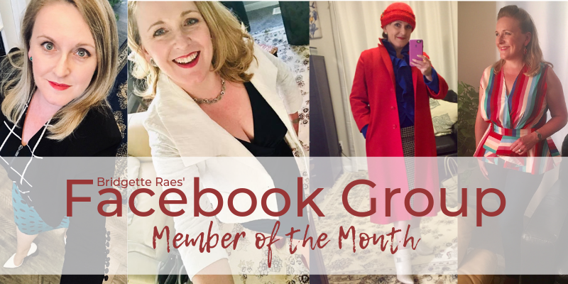 Facebook Group Member of the Month: Susan Thomas