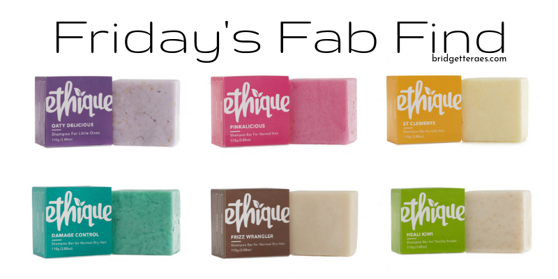 Friday's Fab Find: Ethique Bars