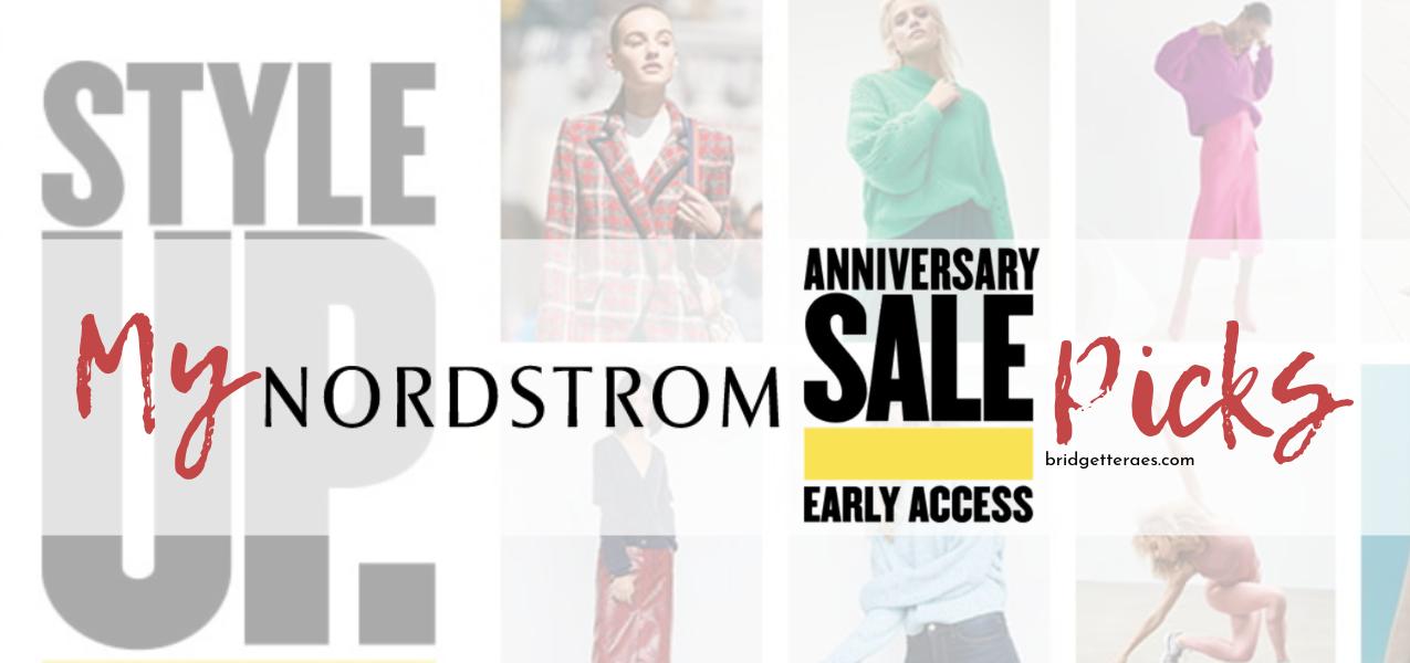 My Nordstrom Anniversary Sale Picks