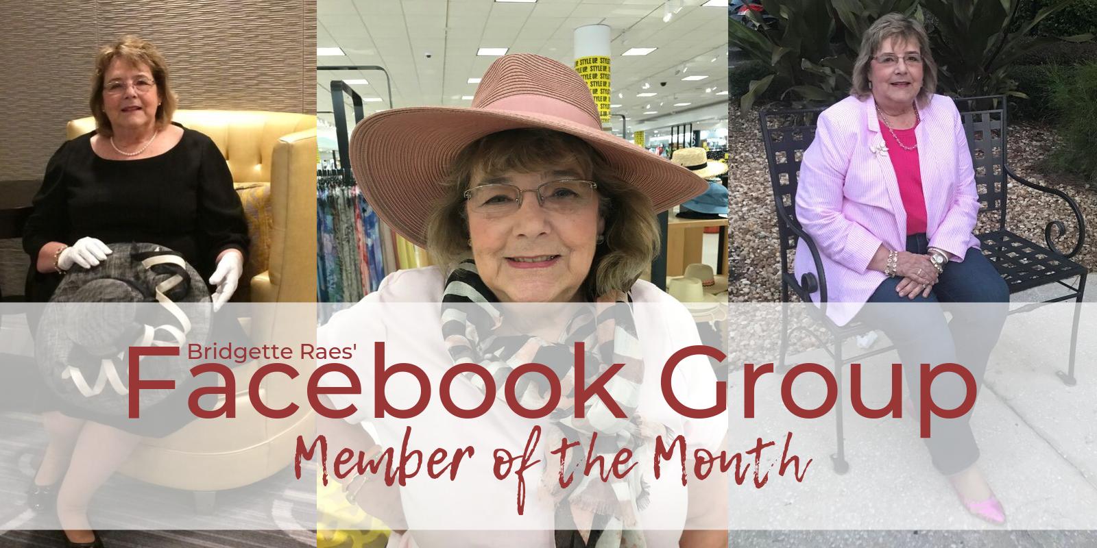 Facebook Group Member of the Month: Rhoda Garcia