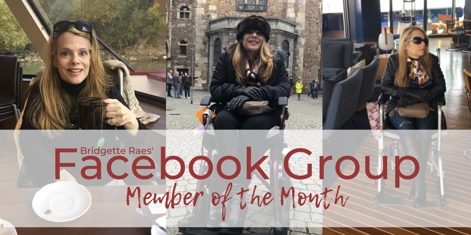 Facebook Group Member of the Month: Ana Kreyszig