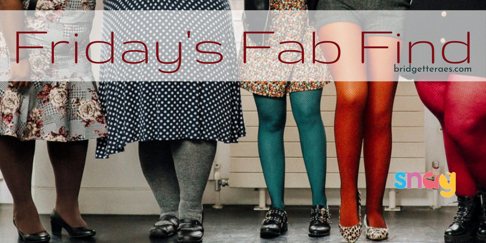 Friday's Fab Find: Snag Tights