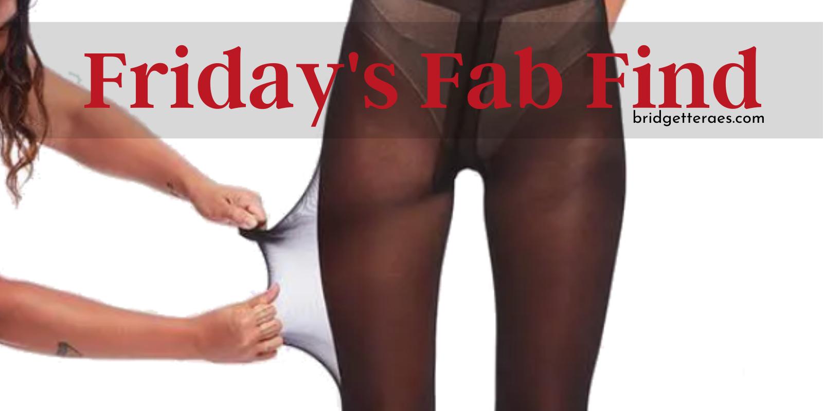 Friday's Fab Find: SheerTex Sheers