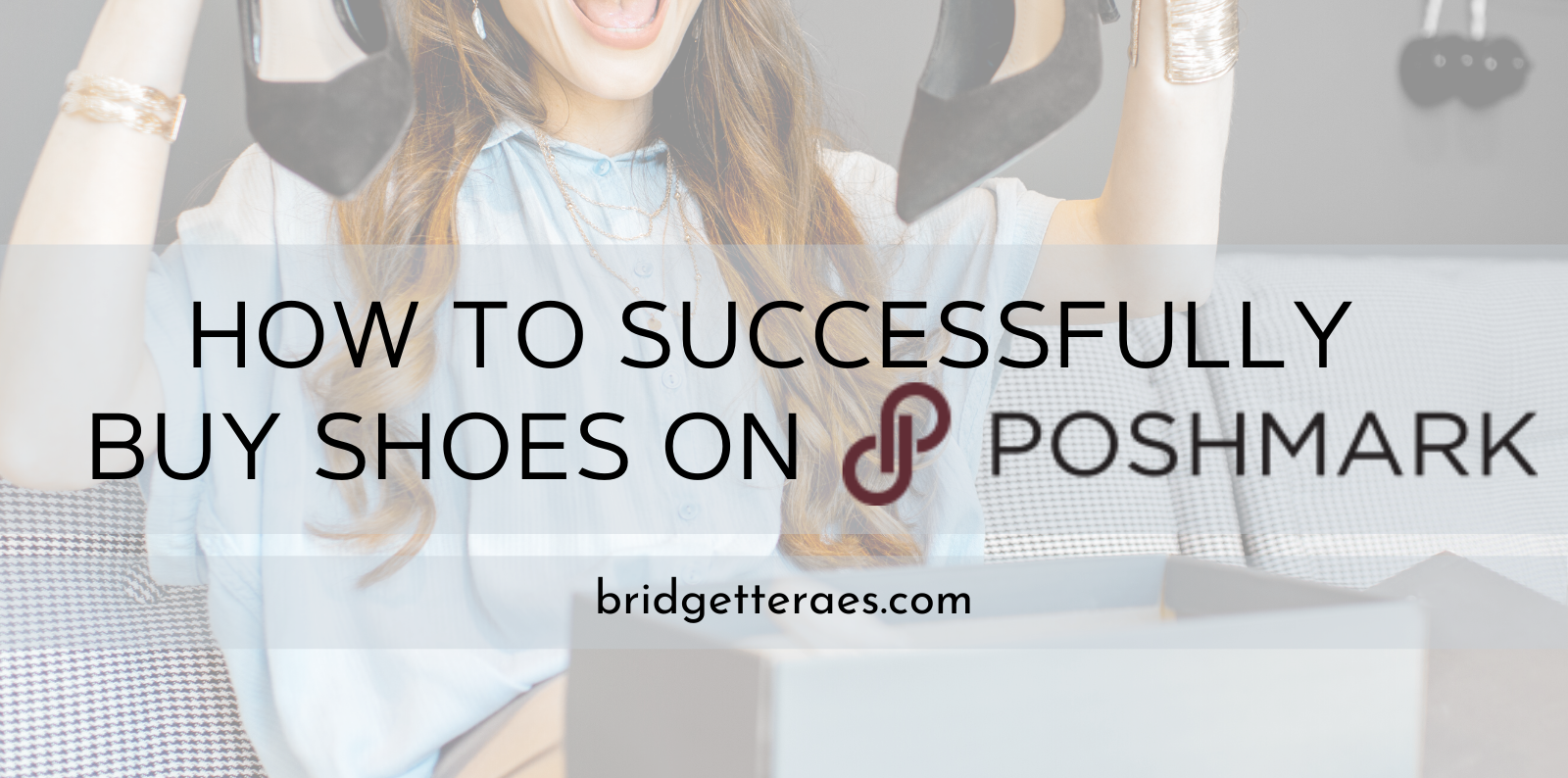 How to Successfully Buy Shoes on Poshmark