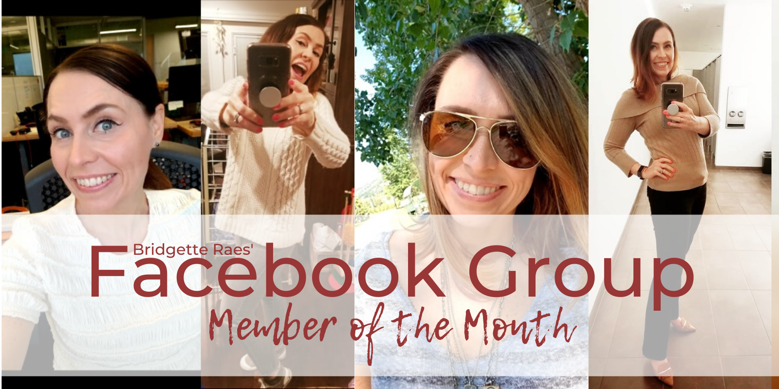 Facebook Group Member of the Month: Cheryl Linarelli