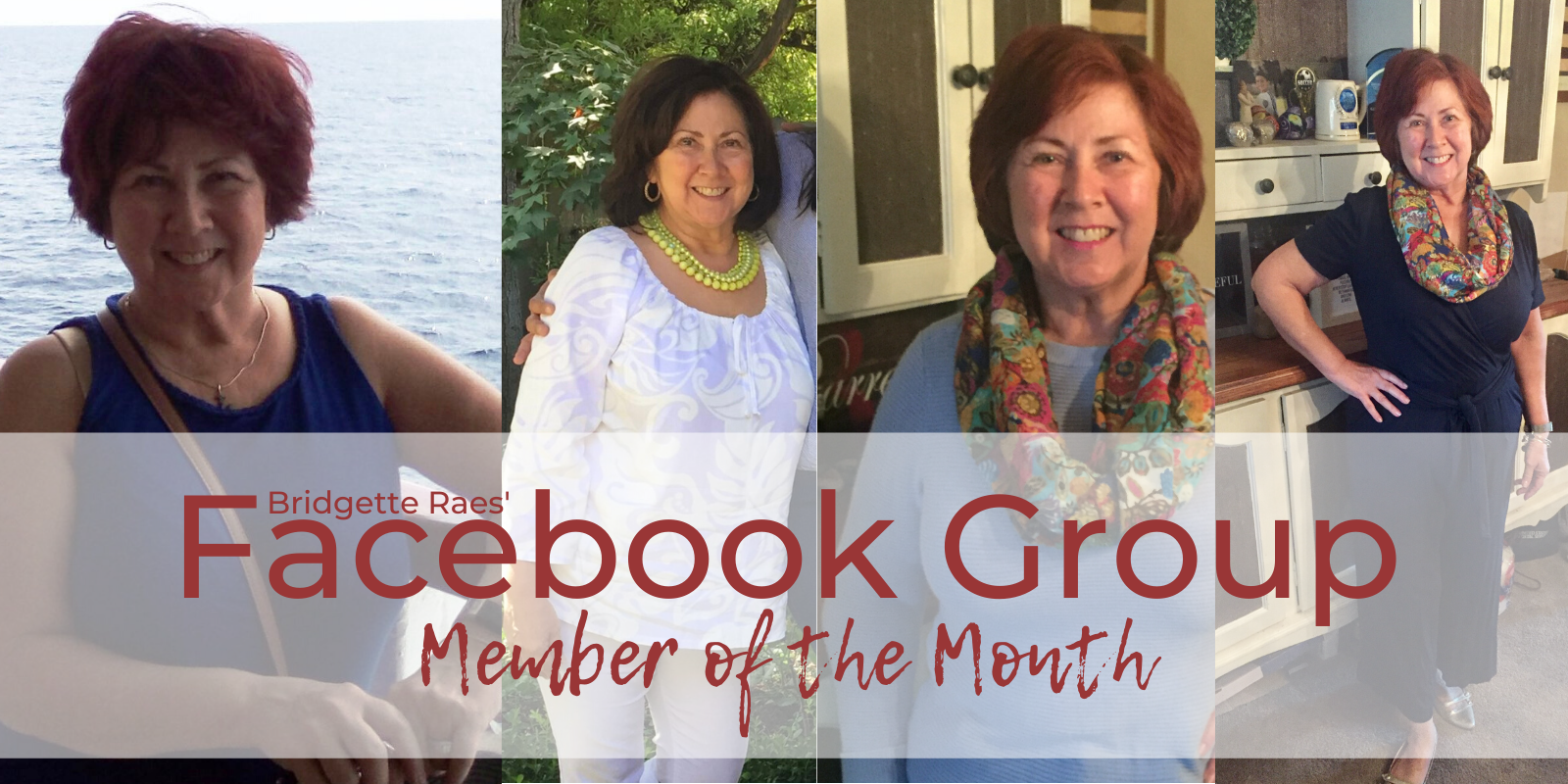 Facebook Group Member of the Month: Sally Barrera