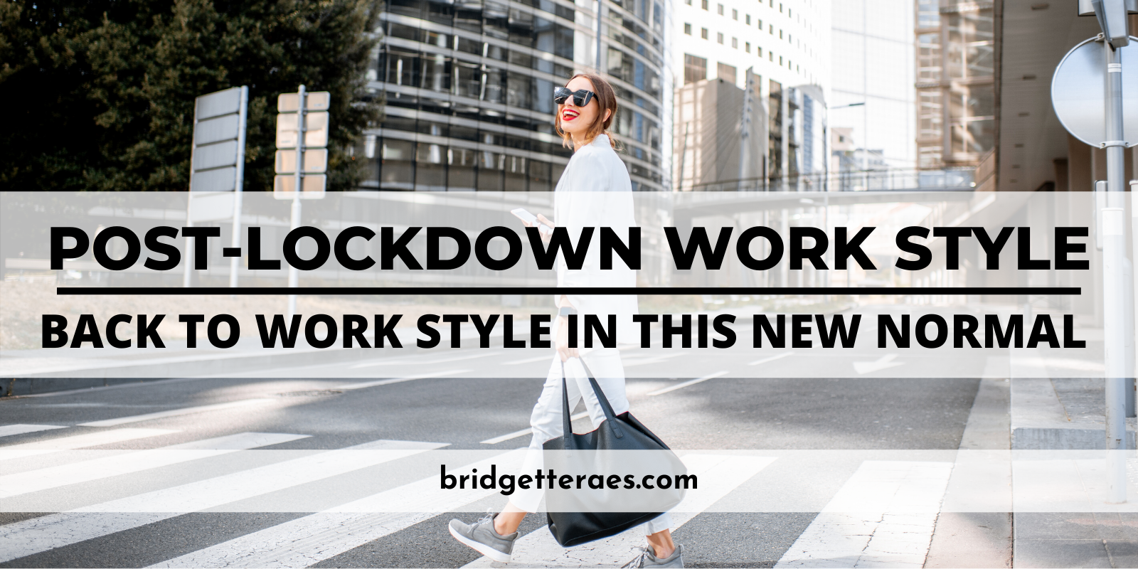 Post-Lockdown Work Style: Back to Work Style in This New Normal
