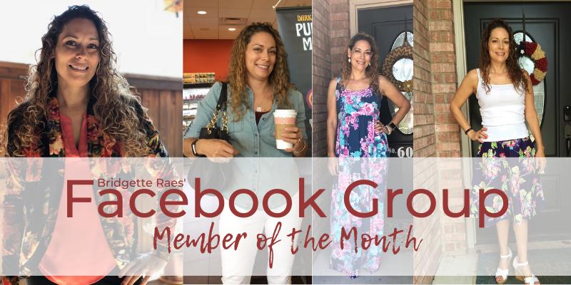 Facebook Group Member of the Month: Jenica Haldeman