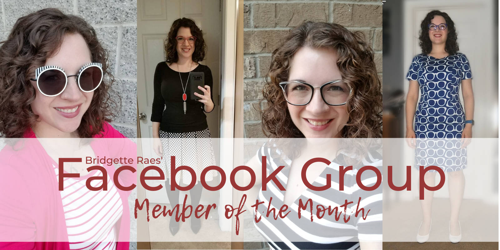 Facebook Group Member of the Month: Amber Fritsch