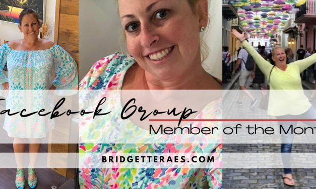 Facebook Group Member of the Month: Jess Renard