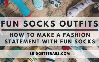 Fun Socks Outfits: How to Make a Fashion Statement with Fun Socks