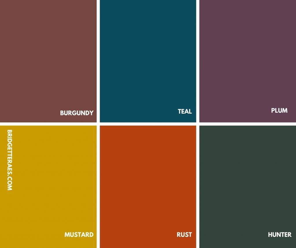 colored neutrals