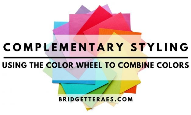 Complementary Styling: Using the Color Wheel to Combine Colors
