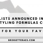 Finalists Announced in the four Styling Formulas Contest:  Vote on Your Favorite
