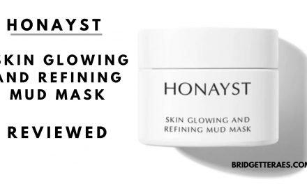 Honayst Skin Glowing and Refining Mud Mask Reviewed