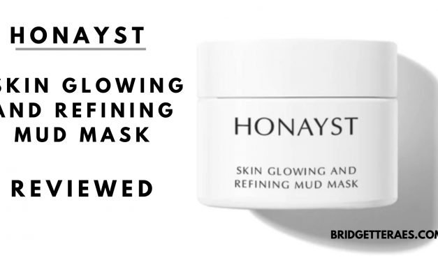 Honayst Skin Glowing and Refining Mud Mask Reviewed