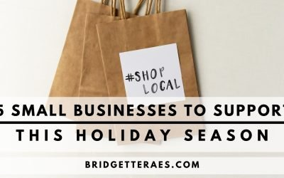 15 Small Businesses to Support this Holiday Season