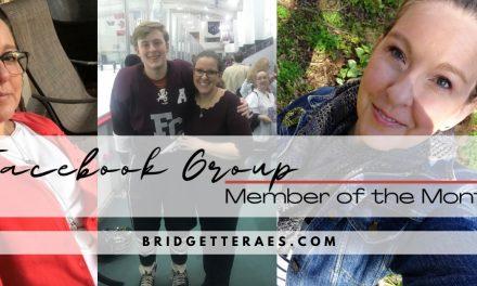FAcebook Group Member of the Month: Lisa LaFargue-Eason