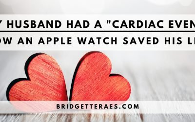 "My Husband Had a ""Cardiac Event"": How an Apple Watch Saved His Life"