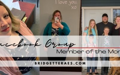 Facebook Group Member of the Month: Alicen Thorne