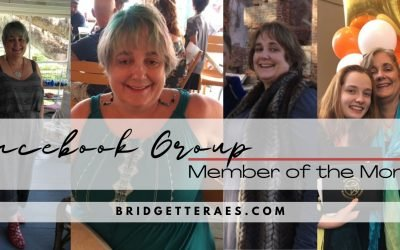 Facebook Group Member of the Month: Jeannean Jenkins