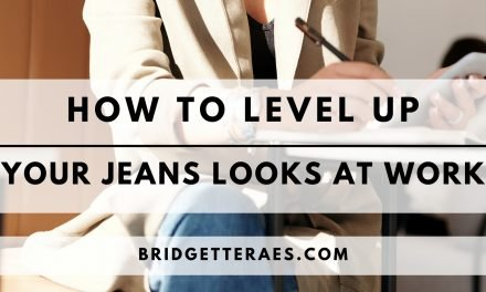 How to Level Up Your Jeans Looks at Work